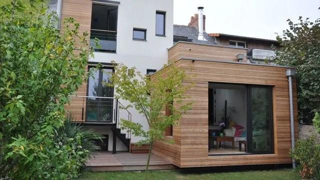 Extension Bois Maison Les Rgles Connatre Ct Maison