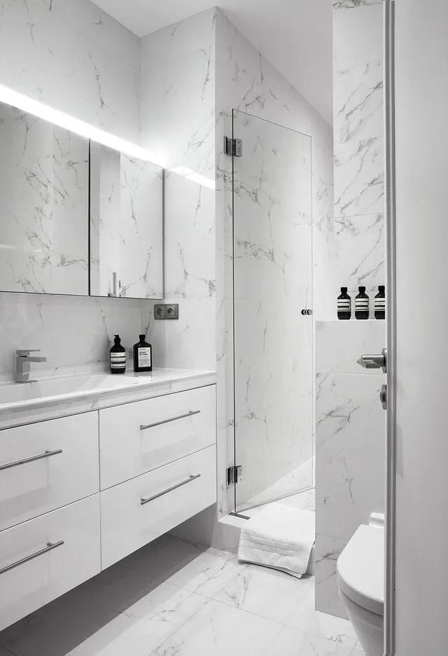 Dco WC Du Carrelage Pour Des Toilettes Styls Ct Maison