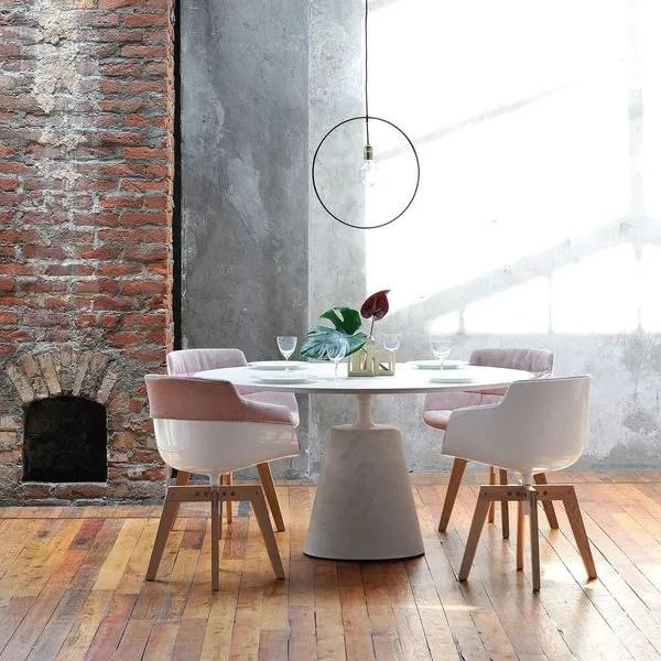 agrandir remplacer les chaises de salle a manger par des fauteuils styles