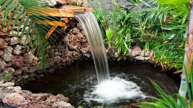 fontaine cascade de jardin choisir