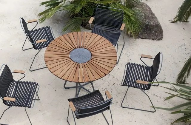 table de jardin selection tendance