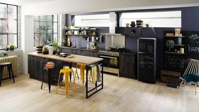 cuisine avec ilot central des modeles