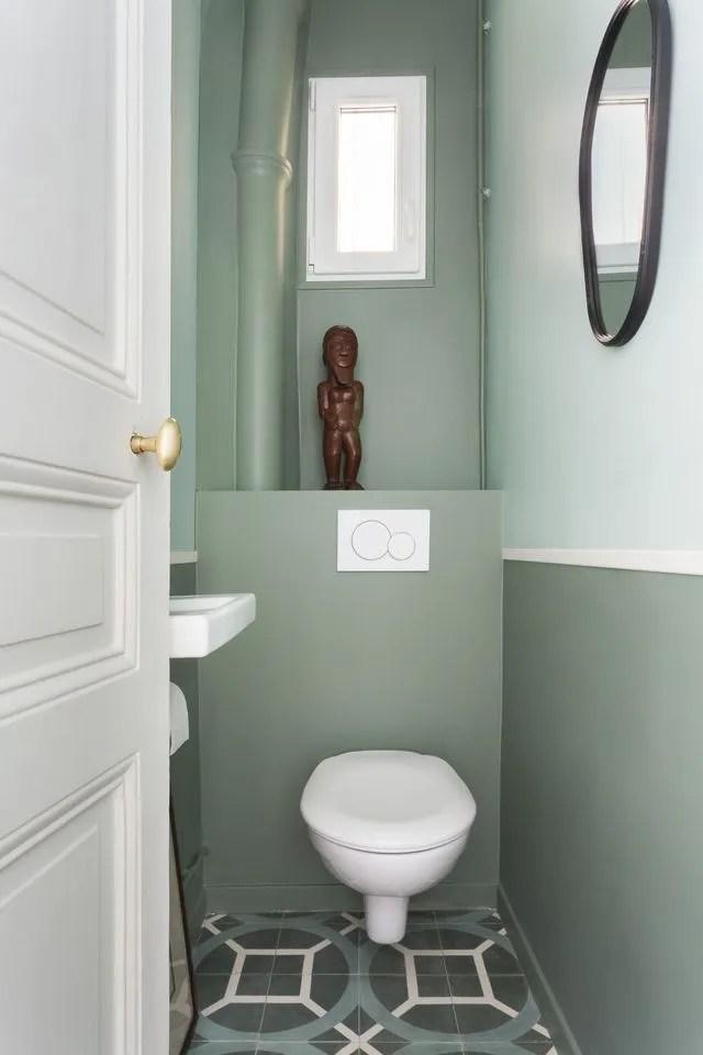 Dco Toilettes Avant Aprs De Pro Pour Refaire Ses WC Ct Maison