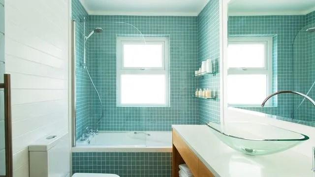 repeindre carrelage salle de bain les