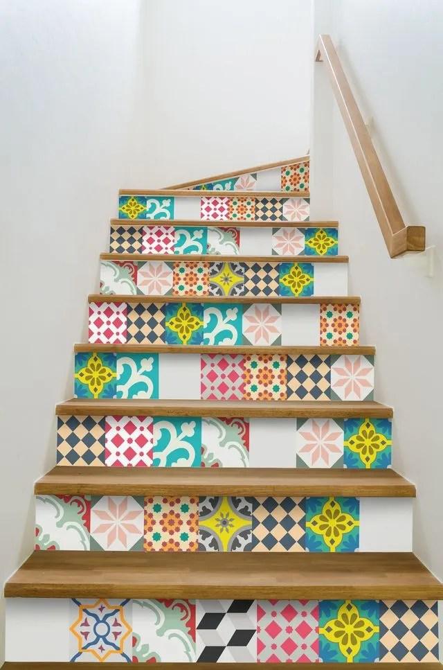 Amenagement Escalier 4 Strategies Pour Rafraichir L Escalier De La Maison Cote Maison