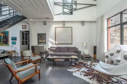 salon contemporain inspiration photos