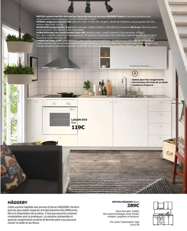 Cuisine Ikea Les Nouveautés Du Catalogue 2018 Côté Maison