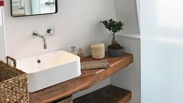 petite salle de bains de 3 m2