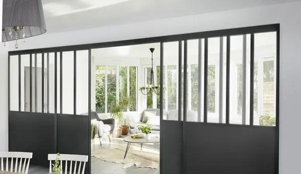 Porte Interieure Coulissante Une Idee Pour Gagner De La Place Cote Maison
