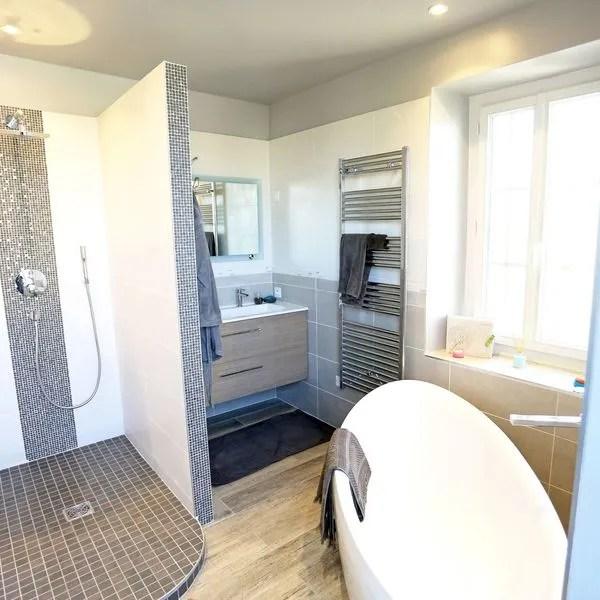 agrandir baignoire et douche sont les pieces maitresses de la salle de bains