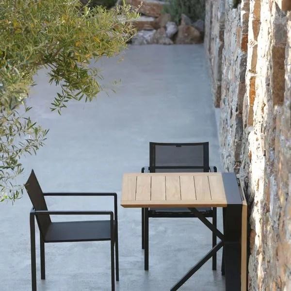 Meuble Petite Terrasse Balcon Fauteuil Chaise Et Table