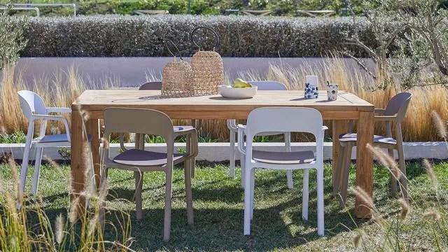 table de jardin selection tendance