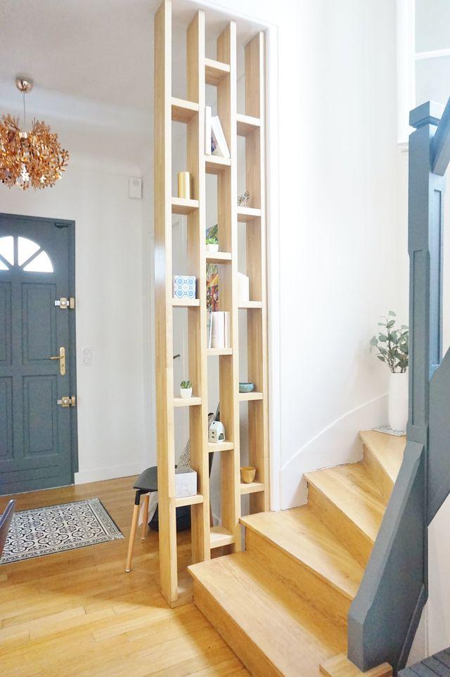 le claustra permet de delimiter l entree dans une piece relativement ouverte il fait