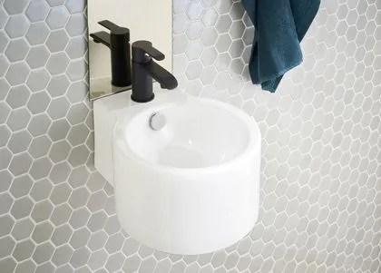 lave mains cote maison