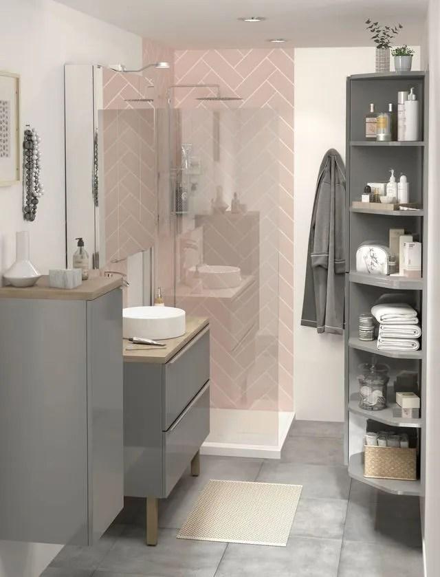 amenagement petite salle de bains