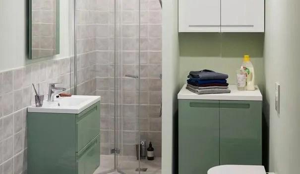 plans pour une petite salle de bains