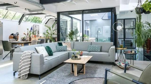 15 canapes d angle pour un salon design