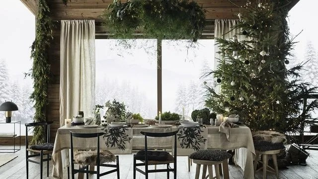 table de noel nos plus belles idees deco