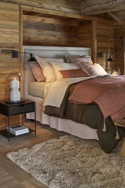agrandir une tete de lit en lin chez la redoute interieurs