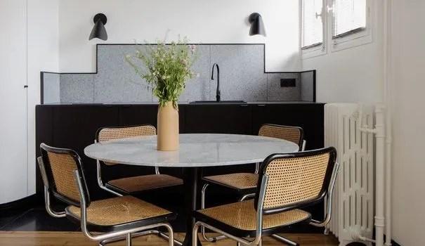 cuisine ou salle a manger quel espace