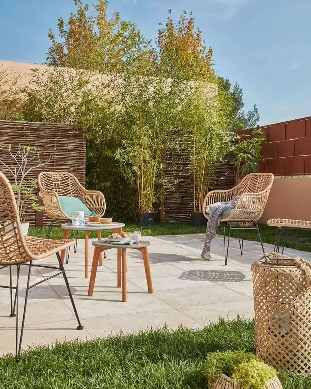 salon de jardin pas cher du mobilier