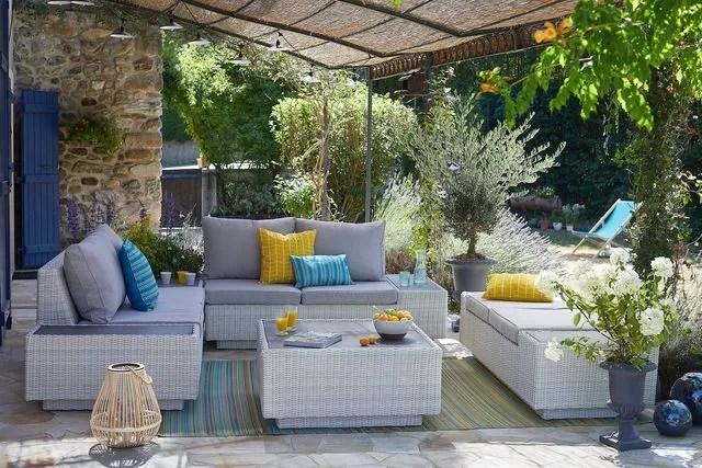 achat salon de jardin meuble de jardin