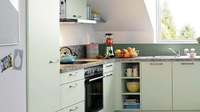 12 modeles de petite cuisine cote maison