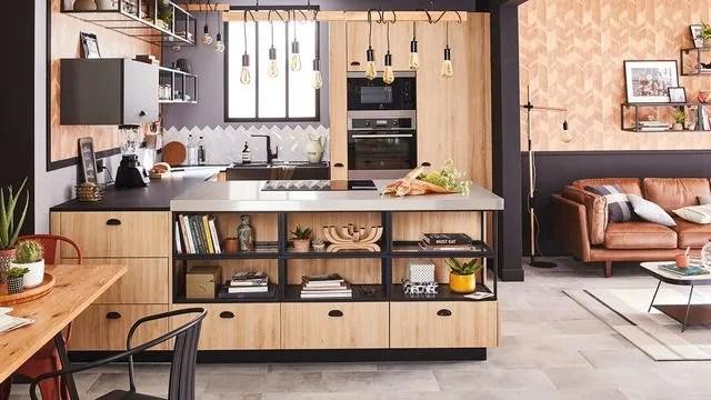 cuisine en bois selection et conseils