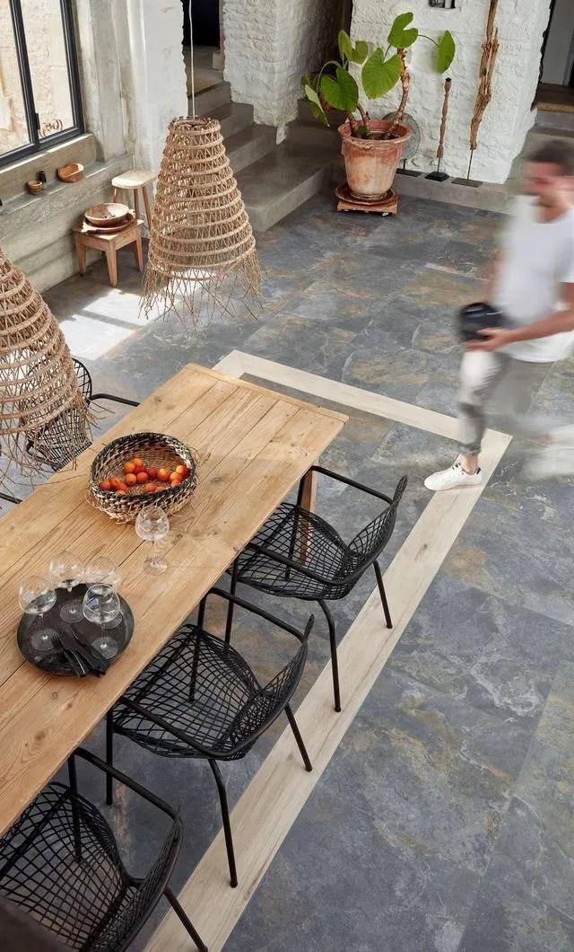Carrelage Cuisine Des Modeles Tendance Pour La Cuisine Cote Maison
