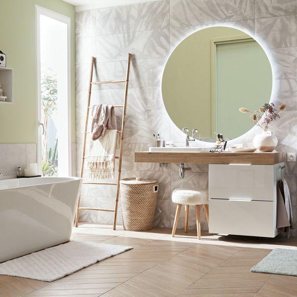salle de bains moderne modeles coups