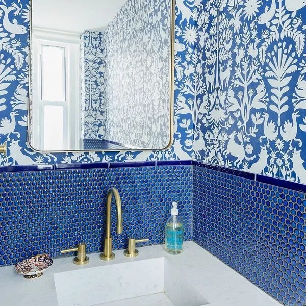 carrelage mural salle de bains