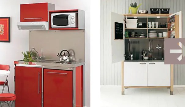 Super Kitchenette Toute Mimi Ct Maison