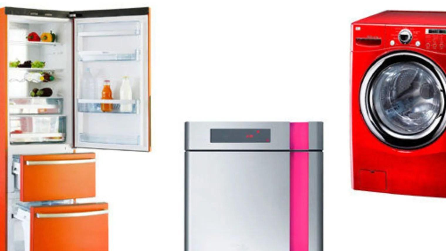 Refrigerateur Couleur