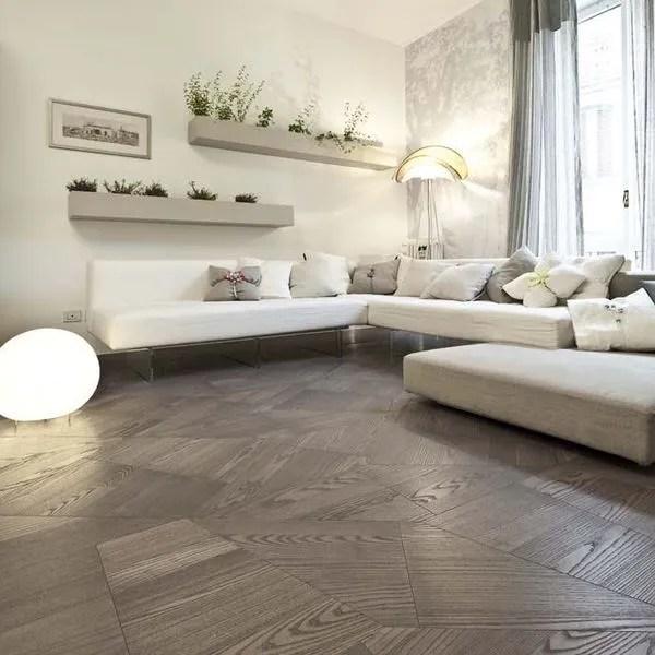 Simple Agrandir Un Parquet Gomtrique With Salon Avec