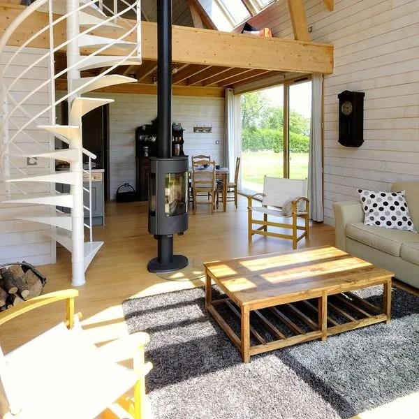 agrandir mezzanine et salon de la maison