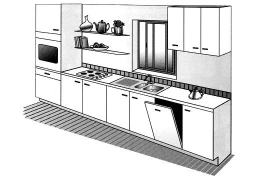 Les Diffrents Types De Plans De Cuisine Ct Maison