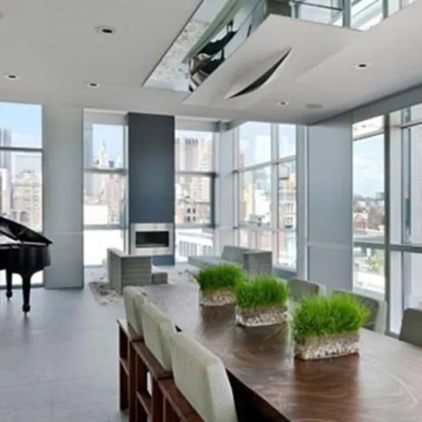 Thierry Henry Et Son 500 M2 New York Ct Maison