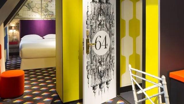 Hotel Dco Design Et Moderne Les Projets Les Plus