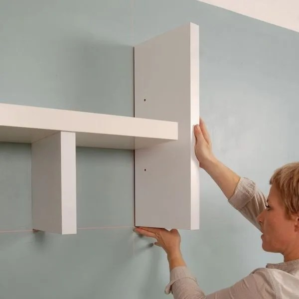 do it yourself une etagere customisee