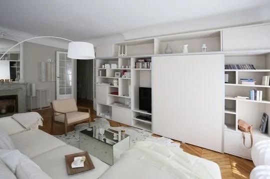 Appartement Paris 17 Rnovation Dun 90 M2 Par Une