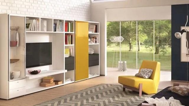 meubles pour ranger les livres