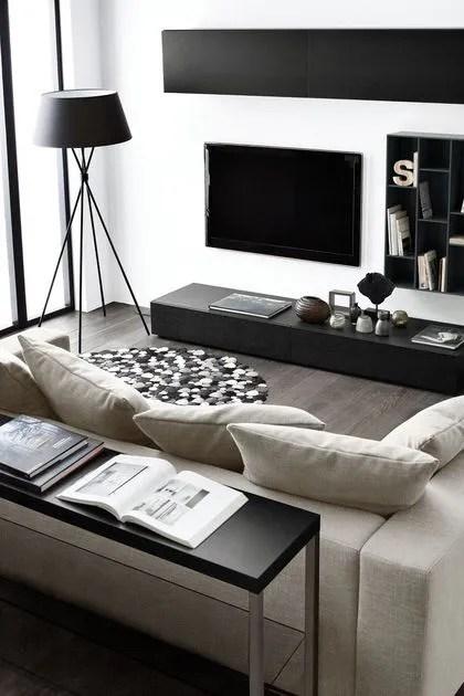 ou mettre la tele dans le salon