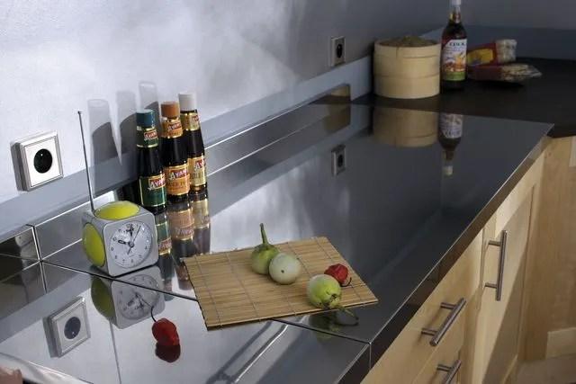 plan travail cuisine et evier les 6