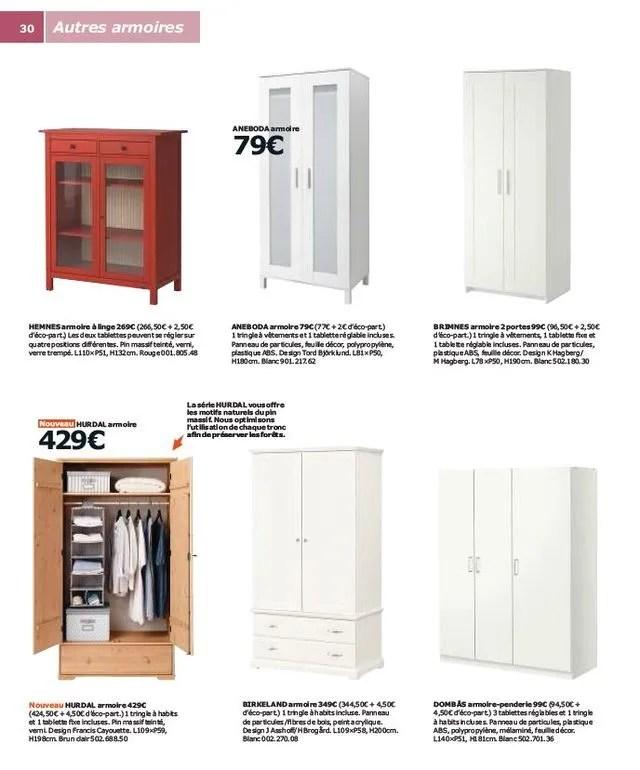 Dressing Ikea Armoire Ikea Le Meilleur Du Catalogue Ikea Armoires Cote Maison