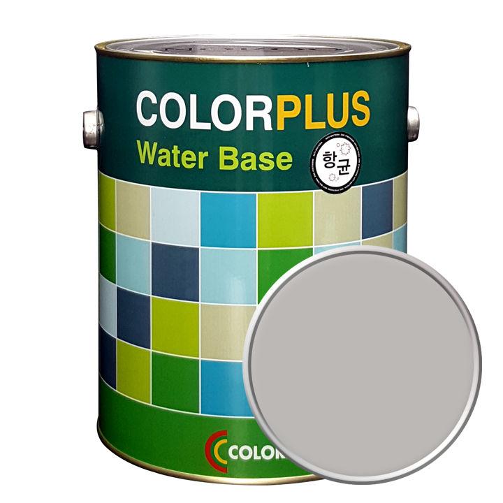 노루페인트 컬러플러스 페인트 4L, 모던그레이