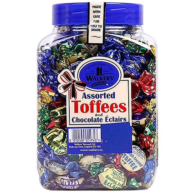 워커스 어쏘티드 토피 초콜릿, 1.25kg, 1개