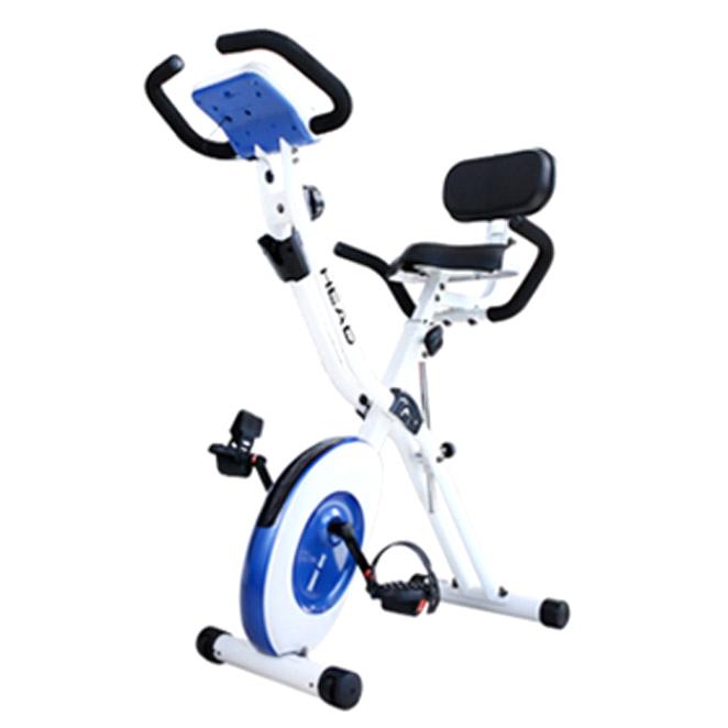 헤드 스타일 접이식 헬스자전거, BC-3970, 블루