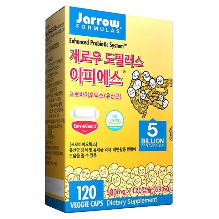 재로우 도필러스 이피에스 유산균 영양제, 69.6g, 1개
