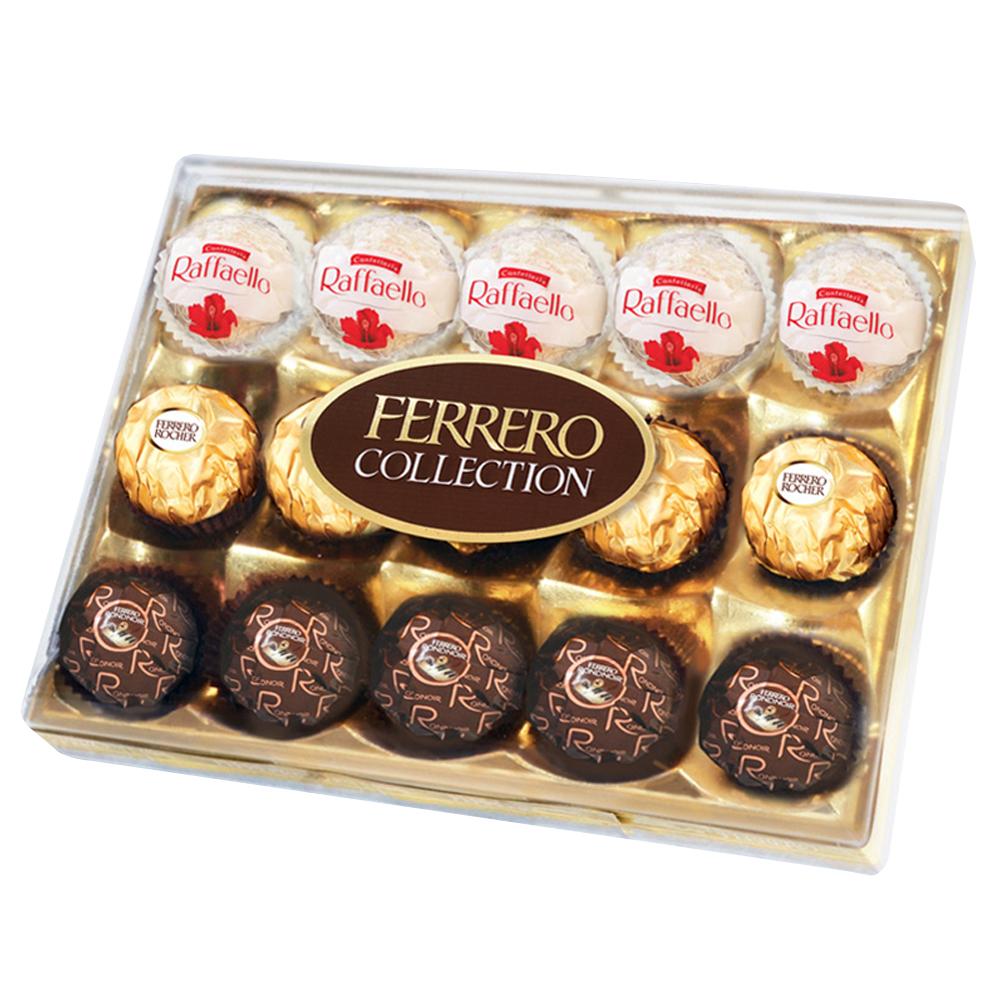 페레로로쉐 콜렉션 T-15 초콜릿, 162g, 1개