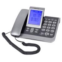 태경전자 TK-2000 자동응답 녹음 녹취 발신자 집전화기 사무용 전화기, 회색 (TOP 2374712)